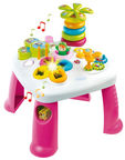Smoby Cotoons Activity Table Pink
