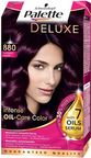 Schwarzkopf Palette Deluxe Intensive Oil Care Color Hair Color 880 Aubergine