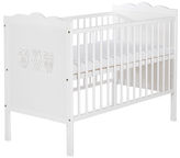 Klups Marsell Cot 120x60cm White