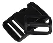 EuroTrail Side Release Buckle 38mm Black