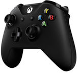 Microsoft 6CL-00002 Xbox One S Wireless Controller Black