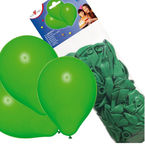 Susy Card Party Ballons 100pcs Green