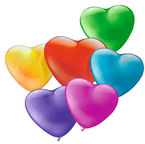 Susy Card Party Balloons Mini-Hearts 20pcs