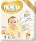 Huggies Elite Soft 3 Convi 21