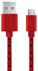 Esperanza Cable USB / USB-micro Red 2m