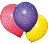 Susy Card Party Dots Balloons 6pcs