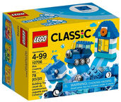 LEGO Blue Creativity Box 10706