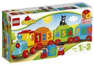 LEGO Number Train 10847