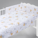 Klups Bedding Set 2pcs Teddy Moon K013