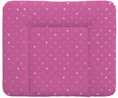 Ceba Baby Soft Changing Mat Large Stars Dark Pink