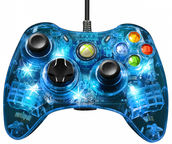 Pdp Afterglow Wired Controller Blue