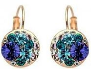 Vincento Earrings With Swarovski Elements CE-1162