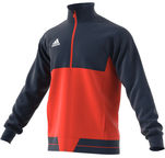 Adidas Tiro 17 Training Jacket BQ2601 Navy Orange L