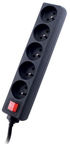 Tracer Surge Protector Black 5m