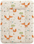 Ceba Baby Soft Changing Mat Small Fox Ecru