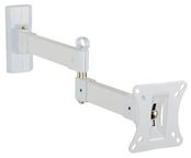 4World Wall Mount for LED/LCD 15-25'' White