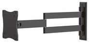 NewStar Wall Mount For LED/LCD 10-24'' Black