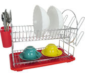 Mayer & Boch Dish Rack Red 23218