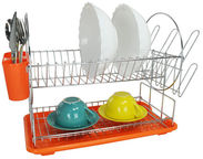 Mayer & Boch Dish Rack Orange 23219