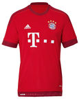 Adidas Bayern Munich Football Shirt S14294 Red S