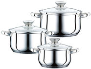 Peterhof Torro Cookware Set 6pcs PH-15823