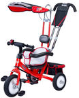 Toyz Derby Tricycle Red