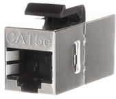 Netrack 106-64 Cord Coupler RJ45-RJ45 Cat5e STP
