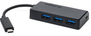 Kensington CH1000 USB Type-C 4-Port USB 3.0 Hub