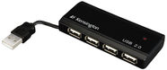 Kensington Pocket Hub Mini 4 Port USB 2.0