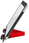 Vakoss Foldable Stand For Tablet Red