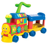 Smily Play Winfun Ride-On Learning Train 0803