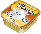 Monge Simba Paté With Chicken 100g