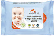 Mommy Care Baby Face & Nose Wipes 24pcs