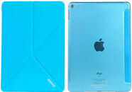 Remax Ultra Slim Book Case For Apple iPad Air 2 Blue
