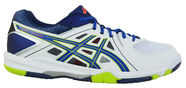 Asics Gel Task B505Y-0142 White Navy Green 43 1/2