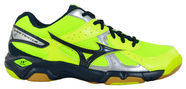 Mizuno Wave Twister 4 V1GA157015 Navy Green 44