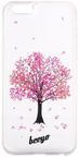 Beeyo Blossom Back Cover For Samsung Galaxy J5 J500F Pink Tree Transparent