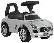 Baby Mix Mercedes Benz Ride On 332 Silver