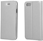 Blun Premium Matt Smart Book Case For Apple iPhone 5/5s/SE Silver