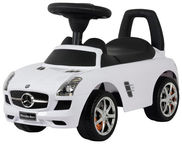Baby Mix Mercedes Benz Ride On 332 White