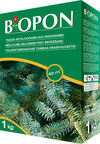 Biopon Conifer Fertilizer With Needle Browning Control 1kg