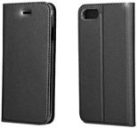 Blun Premium Matt Smart Book Case For Samsung Galaxy J3 J320F Black