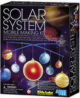 4M Glow Solar System Mobile Making Kit 3225