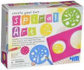 4M Create Your Own Spiral Art Set 4568