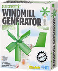 4M Green Science Windmill Generator 3267