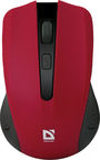 Defender Accura MM-935 Wireless Optical Mouse Red