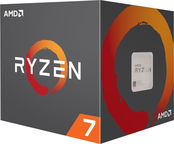 AMD Ryzen 7 1800X 3.6GHz 16MB BOX YD180XBCAEWOF