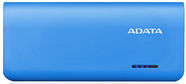 A-Data PT100 Power Bank 10000mAh Blue/White