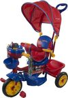 SunBaby Leonardo Tricycle JT06DH/NC Red / Blue