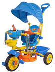 SunBaby Eddy Tricycle JT06DH/NPZ Yellow / Blue
